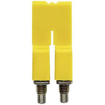 Weidmüller 1053660000 WQV 2.5/2 Yellow 1 pc(s)
