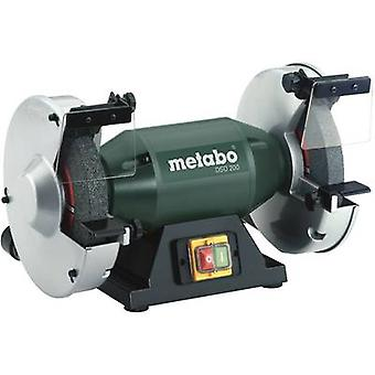 Metabo DSD 200 619201000 Twin wheel bench grinder 750 W 200 mm