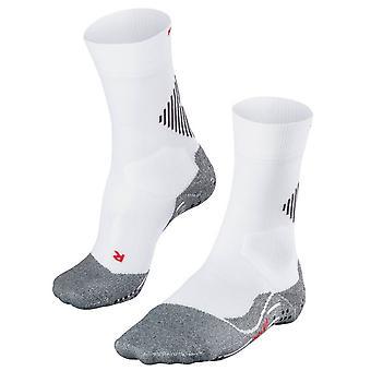 Sokken van Falke 4 Grip-stabiliseren - wit Mix