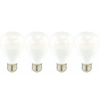 4 x Sylvania GLS A60 14W = 103W LED ampoule E27 Cool White 4000K 1580lm [classe énergétique A +]