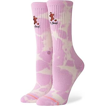 Stance breken een been bemanning sokken in paars