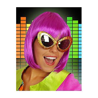 Brille Laser Disco Brille