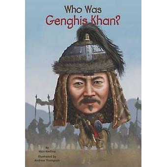 Wie Was Genghis Khan? door Nico Medina - 9780448482606 boek