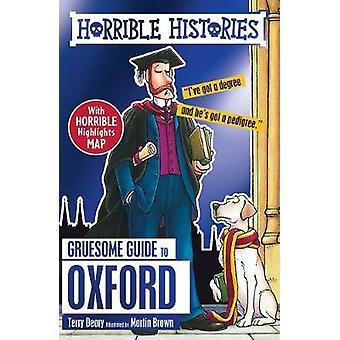 Ohyggliga Guide till Oxford av Terry Deary - 9781407182247 bok