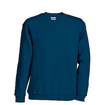 James en Nicholson Childrens/Kids ronde zware Sweatshirt