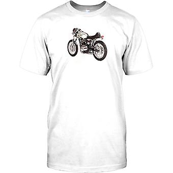 Yamaha SR500 Cafe Racer Motorrad Herren T Shirt