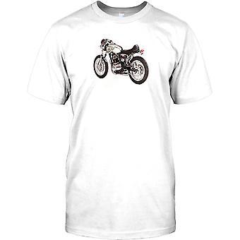 Yamaha SR500 Cafe Racer motorcykel Mens T Shirt