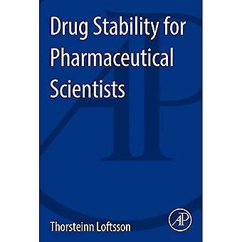 Stabilité de la drogue pour scientifiques pharmaceutiques