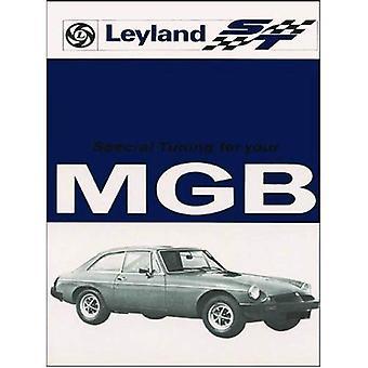 MG MGB Tourer e GT Tuning: manuale dei proprietari