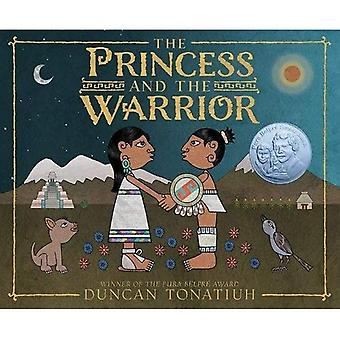 Die Prinzessin und der Krieger: eine Geschichte von zwei Vulkanen