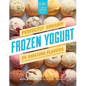 Perfekt krämig Frozen Yoghurt