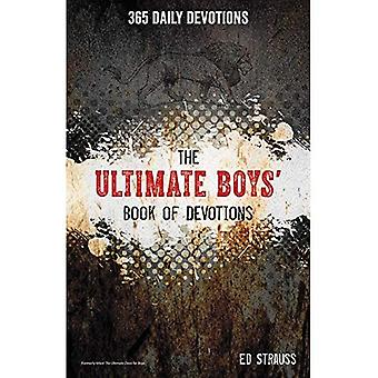 Het ultieme jongens boek van devoties