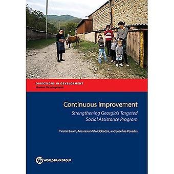 Kontinuierliche Verbesserung: Stärkung Georgiens gezielte Sozialhilfe Programm (Richtungen in Entwicklung - Bildungsforschung)
