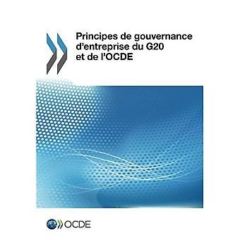 Principes de Gouvernance D'Entreprise Du G20 ja de L'Ocde