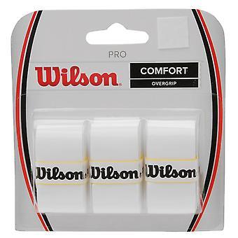 Wilson Unisex 3 Pack Pro overgrip