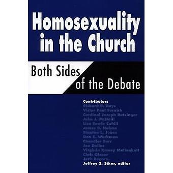 Homoseksualitet i kirken ved Siker & Jeffrey S.