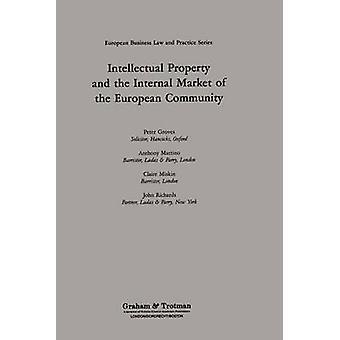 Immateriella rättigheter och den inre marknaden i Europeiska gemenskapen av lundar & Peter