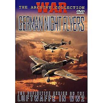 German Night Flyers [DVD] USA import
