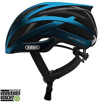 Ύλη TEC 2,1 κράνος ποδηλάτου/ατσάλι μπλε