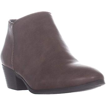 Style & Co. Womens Wileyy Fabric Almond Toe Ankle Fashion Boots