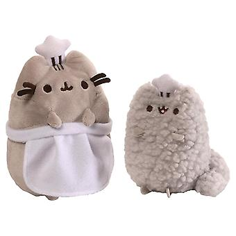 Pusheen and Stormy Baking Plush Collector Set
