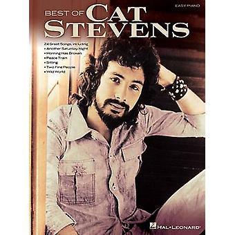 Best of Cat Stevens - 9781480352834 Book