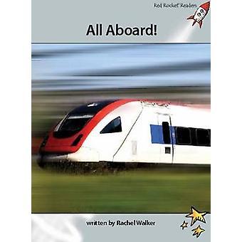 All Aboard! by Rachel Walker - 9781877506734 Book