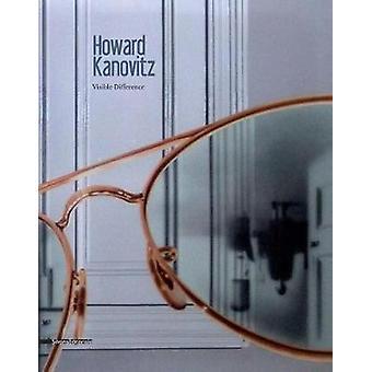 Howard Kanovitz - Visible Difference by Howard Kanovitz - 978883663616