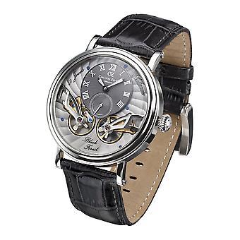 Carl of Zeyten men's watch wristwatch automatic black forest CVZ0017SGY