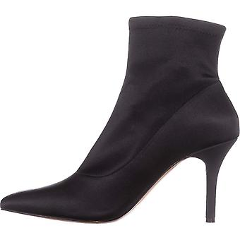 INC International Concepts Womens Zetef Pointed Toe Ankle Fashion Boots