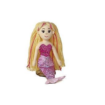 Zee Sparkles 18-inch Mermaid Melody pluche