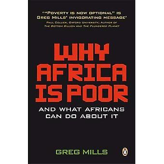 Hvorfor Afrika er fattig: og hvad afrikanere kan gøre ved det?