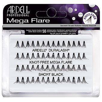 Ardell Mega flare individuen short zwart