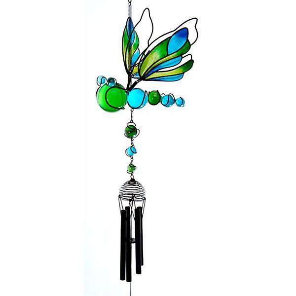 Dragonfly Wind Chime Ex. Large