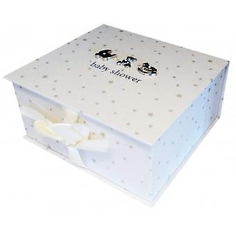 Widdop Gifts Baby Shower Keepsake Box | Gifts From Handpicked