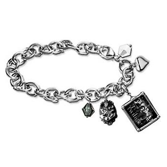 Twilight Jewellery Charm Bracelet (Bella & Cullen)