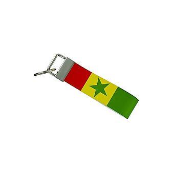 Door Cles Keys Car Motorcycle Band Fabric Flag House Tuning Senegal