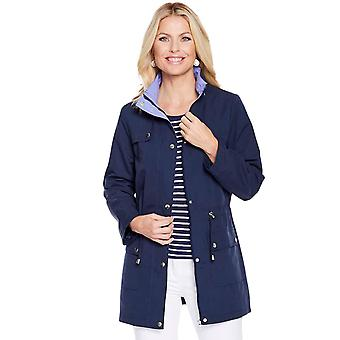 Amber Ladies Microfibre Jacket