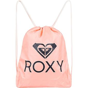 Roxy Light As A Feather Gym Bag in Brandied Apricot