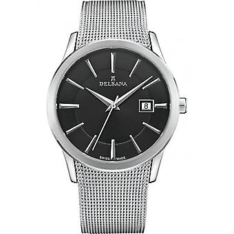 Delbana - Watch - Men - Classic Collection - 41701.626.6.031 - Oxford