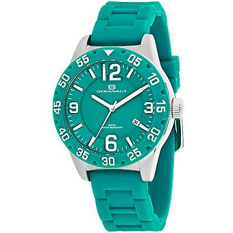 Oceanaut Women-apos;s Aqua One Green Dial Watch - OC2813