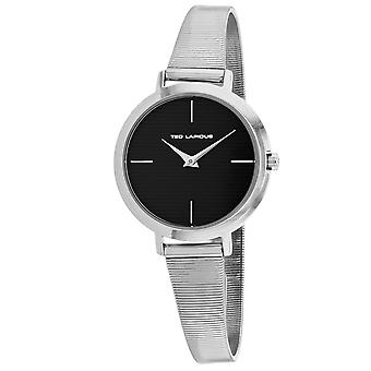 Ted Lapidus Women's Classic Silver Dial Watch - A0712INIX