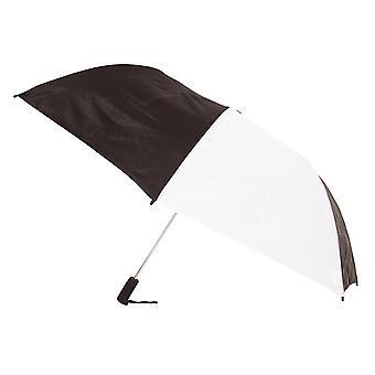 Drizzles voksne unisex sammenleggbar Golf paraply