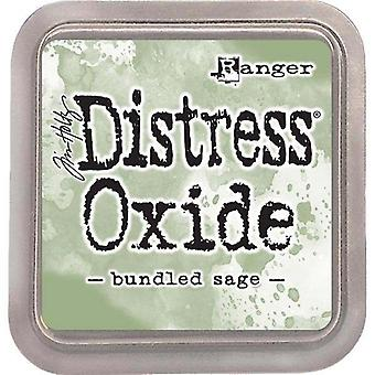 Ranger Distress Oxide Ink Pad 3in x 3in by Tim Holtz | Bundled Sage