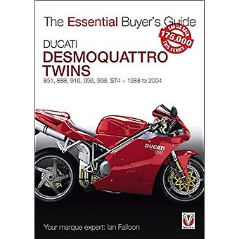Ducati Desmoquattro Twins  851 888 916 996 998 ST4 198 by Ian Falloon