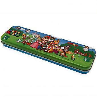 Super Mario Pencil Tin