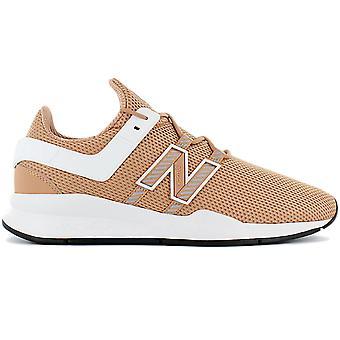 New Balance Lifestyle MS247DEB Herren Schuhe Braun Sneaker Sportschuhe