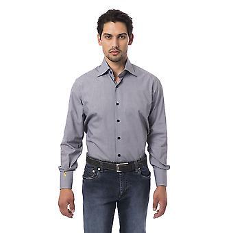 Multicolour Billionaire Men's Long Sleeve Shirts