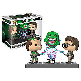 Ghostbusters Banquet Room Movie Moment Pop! Vinyl