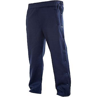Funny Guy Mugs Retro Tearaway Sweatpants - Premium, Navy Blue, Size Large
